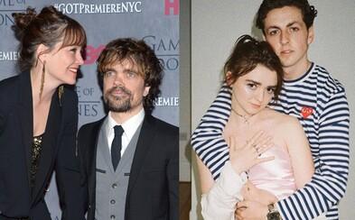 S kým randí Tyrion Lannister nebo princezna Margaery? Partneři tvých oblíbených herců z Game of Thrones tě možná zaskočí