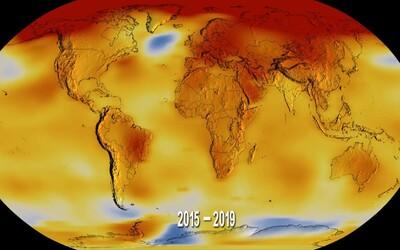 S našou planétou je to stále horšie. Rok 2019 bol druhým najteplejším v histórii meraní na Zemi