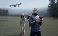 S novým dronem DJI Air 2S až na konec světa. Zachyť každý okamžik v jedinečné kvalitě
