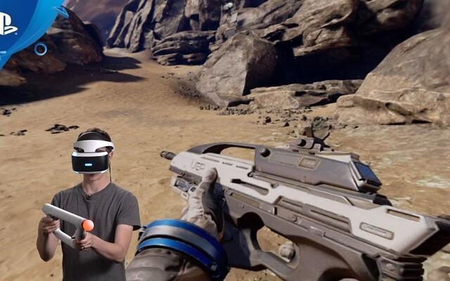 S Playstation VR zažiješ nezabudnuteľné zážitky. Toto je 10 najlepších hier pre virtuálnu realitu od Sony