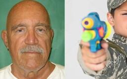 S vodní pistolí vyloupil restauraci a dostal doživotí. Po 40 letech ve vězení půjde na svobodu
