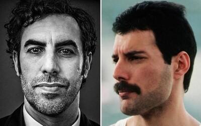 Sacha Baron Cohen toužil ztvárnit Freddieho Mercuryho. Režisér David Fincher tvrdí, že v této roli vypadal velkolepě