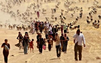 Sahara sa zväčšila o 10 percent a ľuďom mizne úrodná pôda. Budúcnosť prinesie klimatických utečencov