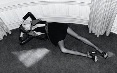 Saint Laurent Paris má opäť problémy kvôli príliš chudej modelke. Je to priveľa?