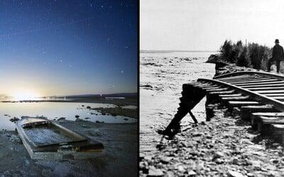Saltonské more - vodná plocha, ktorá ani nemala existovať, postupne mizne pred očami