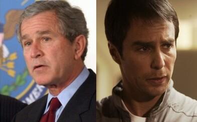 Sam Rockwell si v hviezdne obsadenej biografickej dráme o Dickovi Cheneym zahrá bývalého prezidenta Georgea W. Busha
