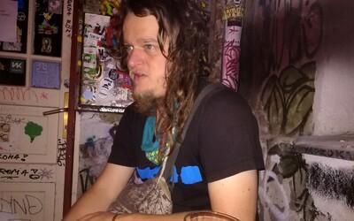 Samčo brat dážďoviek: Môj robot Daniel Andrejko by tento rozhovor urobil rýchlejšie ako ja, keďže je robot