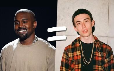 Samey chce novým albem prosadit slovenštinu v zahraničí a tvrdí, že mezi ním a Kanye Westem není žádný rozdíl