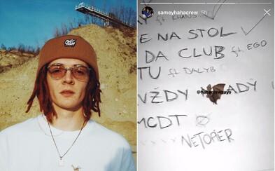 Samey zverejňuje tracklist Zayovho albumu Navždy Mladý. Na akých hostí sa môžeš tešiť?