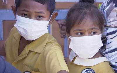 Samou sužuje epidemie spalniček, již od listopadu řeší krizovou situaci: Zavřeli školy a zavedli povinné očkování