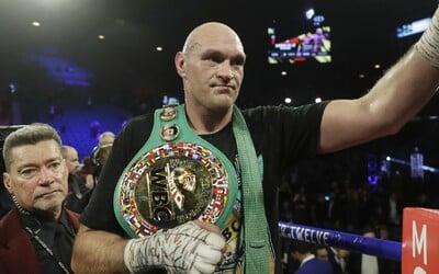 Šampion Tyson Fury chce zápas s Mikem Tysonem. Uvidíme slavné boxery v jednom ringu?