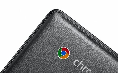 Samsung Chromebook 2 - notebook s umelou kožou