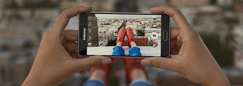Samsung Galaxy A3 a A5 (2016): Kombinácia kovu a skla spriaznivou cenou a bez kompromisov