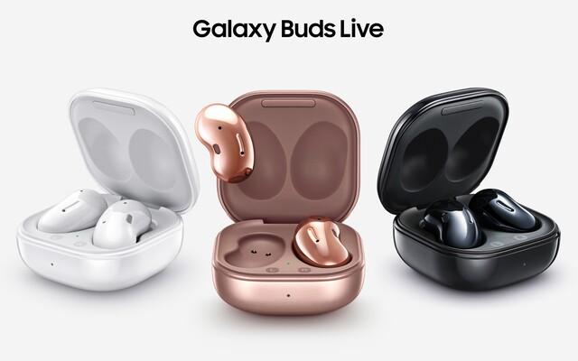 Samsung Galaxy Buds Live: Vyskúšali sme najpohodlnejšie Bluetooth slúchadlá do vrecka za 189 eur (Recenzia)