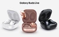 Samsung Galaxy Buds Live: Vyzkoušeli jsme nejpohodlnější Bluetooth sluchátka do kapsy za 5 499 Kč (Recenze)