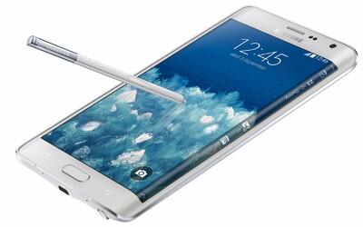Samsung Galaxy Note Edge: zahnutý displej s ohromujúcim rozlíšením
