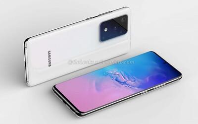 Samsung Galaxy S11 dorazí už v březnu. Takto by mohl vypadat