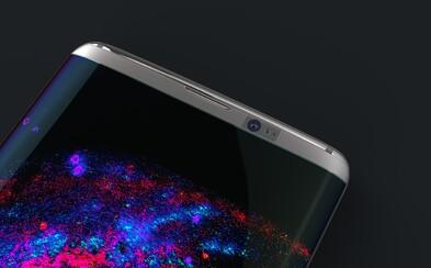 Samsung Galaxy S8 ponúkne optický snímač odtlačkov prstov priamo v ochrannom skle displeja