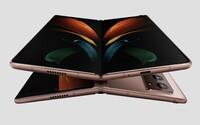 Samsung Galaxy Z Fold 2 5G (Recenzia): obavy o krehký skladací displej sú preč, šialená cena zostáva