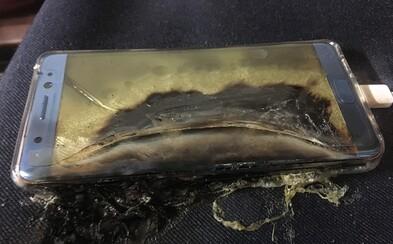 Samsung má problémy s hořícími Galaxy Note7. Pospíchali kvůli iPhone 7 Plus, ale teď bude měnit kus za kus