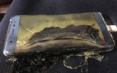 Samsung má problémy s horiacimi Galaxy Note7. Ponáhľal sa kvôli iPhone 7 Plus, no teraz bude vymieňať kus za kus