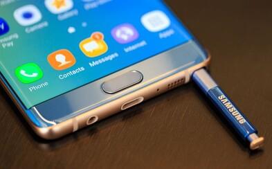 Samsung má rekordně nízké prodeje smartphonů za poslední dva roky