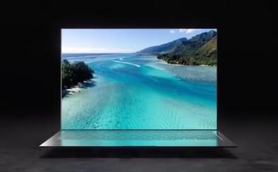 Samsung má takmer bezrámový displej notebooku, pridal ešte aj jednu unikátnu technológiu
