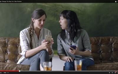 Samsung neostal svojej povesti nič dlžný. Tentokrát s iPhonom porovnáva fotoaparát