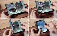 Samsung plánuje veľkú revolúciu. Budúci rok predstaví prvý smartfón, ktorý sa bude dať skladať ako papier