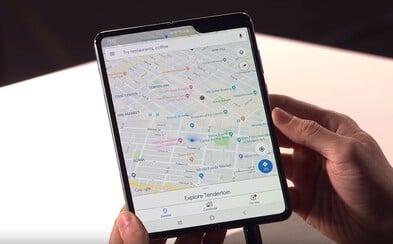 Samsung po problémech s displejem odkládá oficiální vydání Galaxy Fold