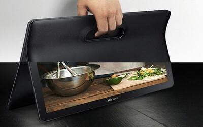 Samsung posúva latku ešte vyššie. Jeho najväčší tablet s Androidom na svete má  až 18.4-palcový displej