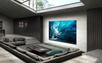 Samsung predstavil 3-metrový MicroLED televízor za cenu dvojizbového bytu v Bratislave