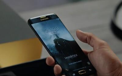 Samsung představil Batman verzi Galaxy S7 edge včetně příslušenství a speciálního softwarového motivu