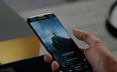 Samsung predstavil Batman verziu Galaxy S7 edge vrátane príslušenstva a špeciálnej softvérovej témy