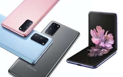 Samsung představil novou generaci smartphonů Galaxy S20. Patří k nim i skládací Galaxy Z Flip za 39 tisíc korun. Co můžeš čekat?