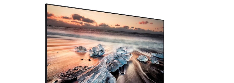 Samsung predstavil prvý 8K televízor. Za najlacnejšiu 65-palcovú verziu necháš päť priemerných slovenských platov