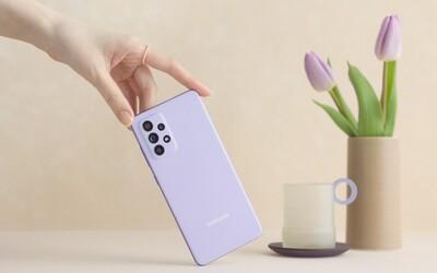 Samsung představuje novou řadu Galaxy A. Zdobí ji rozumná cena, skvělý foťák s displejem a voděodolnost