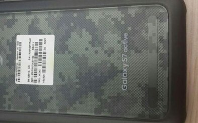 Samsung pripravuje Galaxy S7 Active so superodolnou konštrukciou a hi-end špecifikáciami