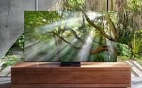 Samsung připravuje televizor, který má být zcela bez rámů. 8K obraz bude doslova létat v místnosti