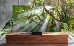 Samsung pripravuje televízor, ktorý má byť úplne bez rámov. 8K obraz bude doslova lietať v miestnosti