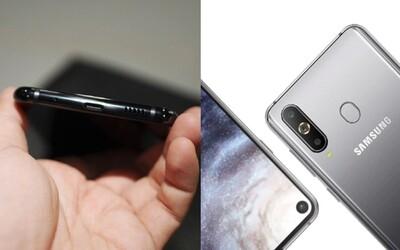 Samsung sa prestal smiať Apple a predstavil prvý telefón bez 3,5 mm jacku