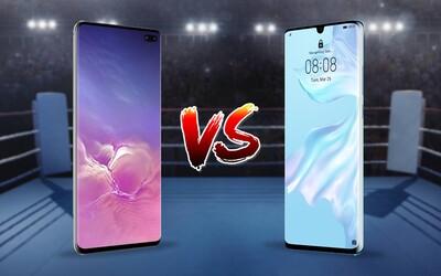 Samsung vs. Huawei: Je lepšia vlajková loď Galaxy S10+ alebo jej rival P30 Pro?