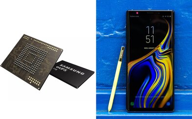 Samsung vyvíja úložisko pre telefóny s kapacitou 1 TB