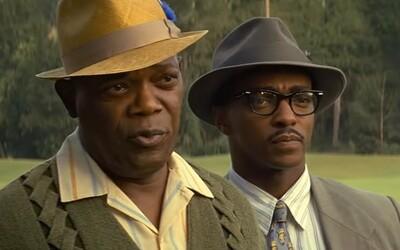 Samuel L. Jackson a Anthony Mackie nemôžu kvôli svojej farbe pleti podnikať. Najmú si teda belocha, aby bol tvárou ich firmy