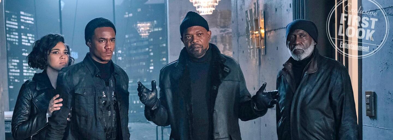 Samuel L. Jackson si myslí, že je čierny James Bond. Vtipný trailer pre Shaft sľubuje nahláškovanú černošskú akciu