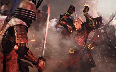 Samurajský masakr Nioh ti vymlátí duši z těla a mozek z hlavy, ty ale budeš milovat každou vteřinu (Recenze)