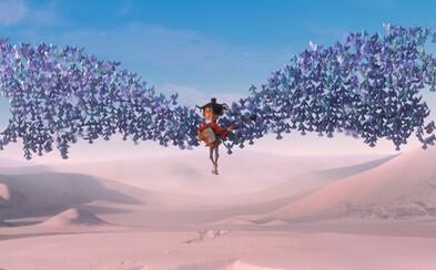 Samurajský stop-motion animák plný hollywoodskych hviezd servíruje ďalšiu nálož lákavých záberov