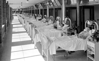 Sanatorium na léčbu tuberkulózy si vyžádalo tisíce životů. Tunel smrti, přes který se přepravovala mrtvá těla, nahání hrůzu i dnes