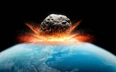 Šance, že asteroid zasáhne Zemi, je 100 %, tvrdí vesmírný expert