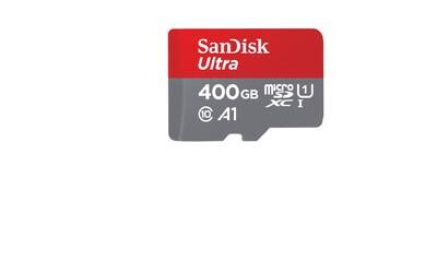 SanDisk přináší microSD kartu, jaká tu ještě nebyla. Kapacita novinky dosahuje rekordních 400 GB